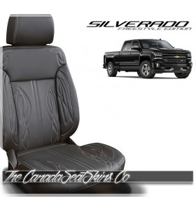 2016 - 2018 Chevrolet Silverado Freestyle Edition Leather Seat Sale