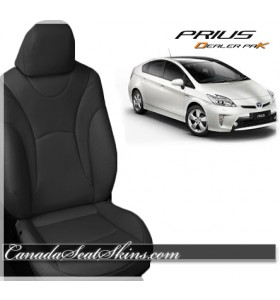 2016 - 2017 Toyota Prius Dealer Pak Katzkin Leather Seats