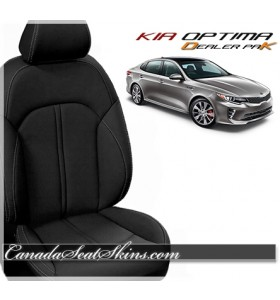 2016 - 2019 Kia Optima Katzkin Dealer Pak Leather Upholstery Kit