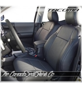 2016 - 2021 Toyota Tacoma Commercial Fleet Fitted Slip Over Seat Covers