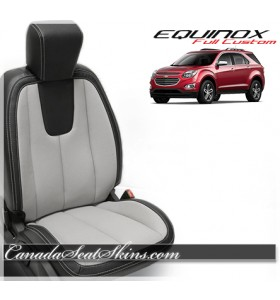 2010 - 2017 Chevrolet Equinox Katzkin Leather Seats