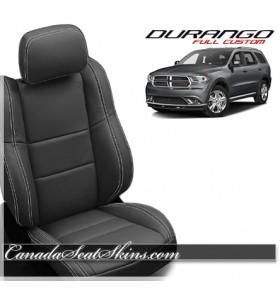 2011 - 2019 Dodge Durango Custom Katzkin Leather Seats