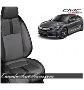 2016 - 2020 Honda Civic Sedan Custom Leather Seats