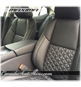 2016 Nissan Maxima Diamond Stitched Leather