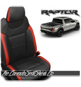 2017 - 2020 Ford F150 SVT Raptor Katzkin Leather Seat Sale
