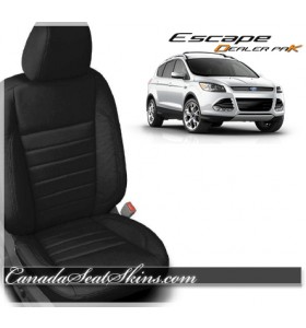2017 - 2019 Ford Escape Katzkin Dealer Pak Leather Kits