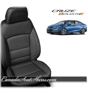 2016 - 2018 Chevrolet Cruze Dealer Pak Leather Interior