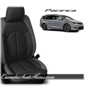 2017 - 2019 Chrysler Pacific Katzkin Leather Seats