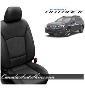 2015 - 2019 Subaru Outback Katzkin Custom Leather Seats