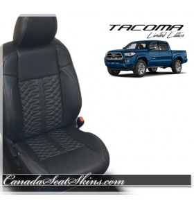 2016 - 2019 Tacoma Katzkin Zkintech Leather Seats