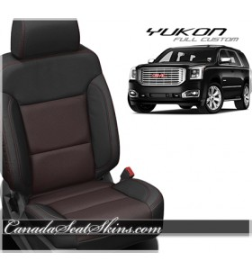 2015 2016 2017 2018 2019 GMC Yukon Katzkin Custom Leather Seats