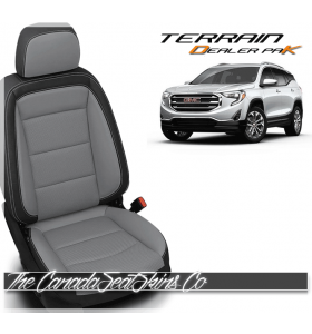 2018 - 2020 GMC Terrain Katzkin Dealer Pak Leather Kits