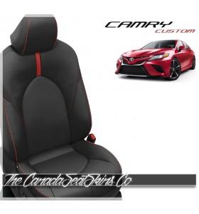 2018 - 2021 Toyota Camry Custom Katzkin Leather Seat Sale