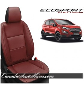 2018 - 2019 Ford Ecosport Katzkin Leather Seats