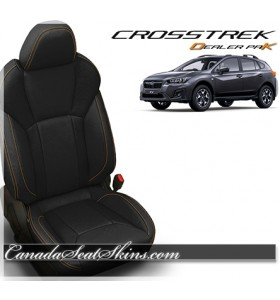 2018 - 2019 Subaru Crosstrek Katzkin Leather Seat Promotion