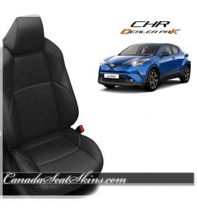 2018 - 2019 Toyota CHR Katzkin Dealer Pak Leather Seats