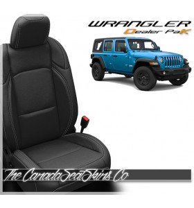 2018 - 2020 Jeep Wrangler Katzkin Leather Sale