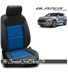 2019 - 2021 Chevrolet Blazer Katzkin Custom Leather Seat Sale