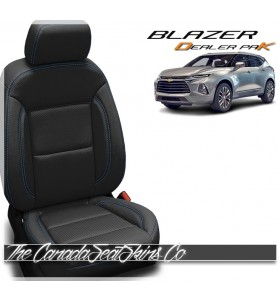 2019 - 2021 Chevrolet Blazer Katzkin Dealer Pak Leather Seat Promotion