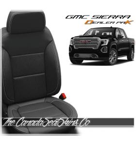 2019 - 2020 GMC Sierra Katzkin Leather Seat Promotion