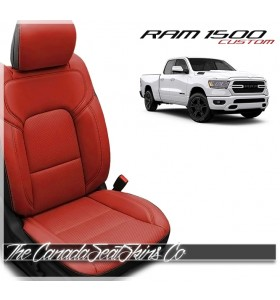 2019 - 2021 Dodge Ram 1500 DT Custom Katzkin Leather Seat Sale