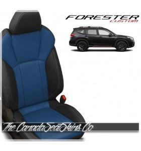 2019 - 2021 Subaru Forester Custom Katzkin Leather Seat Sale