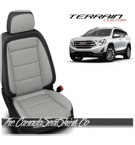 2018 2019 2020 GMC Terrain White Custom Leather Seats