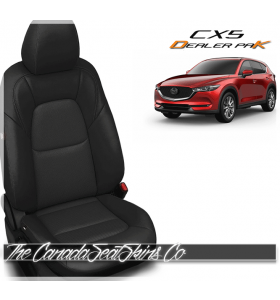 2017 - 2019 Mazda CX5 Sport Dealer Pak Leather Seat Promotion