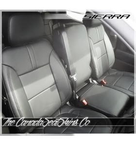 2019 - 2021 GMC Sierra HD Fleet Commercial Seat Covers