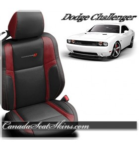 2015 - 2020 Dodge Challenger Katzkin Custom Leather Seats