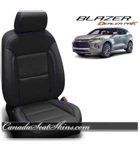 2019 Chevrolet Blazer Dealer Pak Leather Seat Promotion