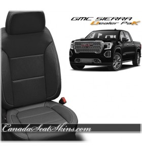 2019 GMC Sierra Katzkin Leather Seat Promotion