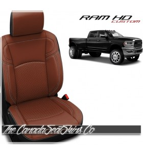 2020 - 2021 Dodge Ram HD 2500 3500 Katzkin Custom Leather Seat Sale