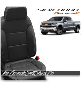 2019 - 2020 Chevrolet Silverado Katzkin Leather Seat Promotion