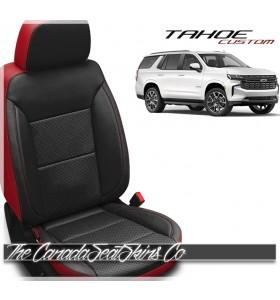 2021 - 2022 Chevrolet Tahoe Custom Katzkin Leather Interior Sale
