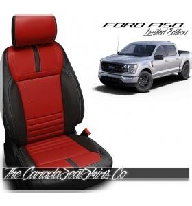 2021 - 2022 Ford F150 Limited Edition Katzkin Leather Seat Sale