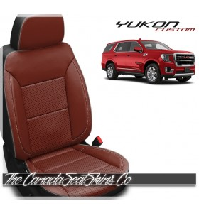 2021 - 2022 GMC Yukon Custom Katzkin Leather Seat Sale