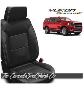 2021 - 2022 GMC Yukon Katzkin Dealer Pak Leather Seat Conversion Kit