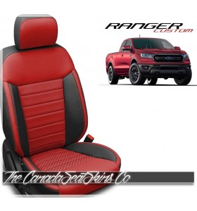 2019 - 2021 Ford Ranger Katzkin Custom Leather Seat Sale