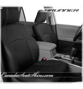 2010 - 2018 Toyota 4runner Katzkin Custom Leather Seats