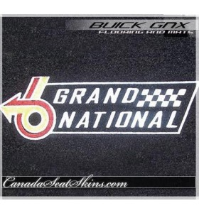 1984 - 1987 Buick Regal Grand National Replacement Carpet