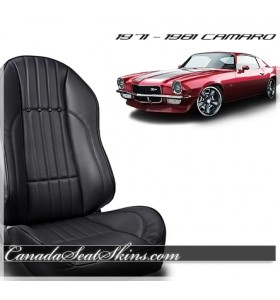 1971 - 1981 Camaro TMI High Back Pro Series Restomod Seats