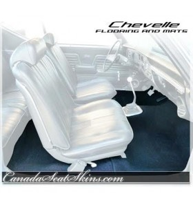 1964 - 1967 Chevrolet Chevelle Carpet Kit