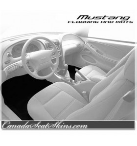 1994 - 2004 Ford Mustang Carpet Kit