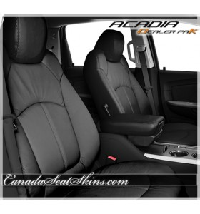 2009 - 2016 GMC Acadia Leather Seat Kits