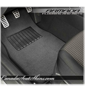 2005 - 2014 Nissan Armada Replacement Carpet