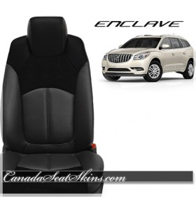 Buick Enclave Custom Katzkin Leather Seats
