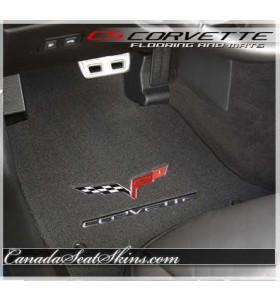 1997 - 2004 Chevrolet Corvette Replacement Carpet
