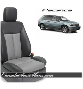Chrysler Pacifica Katzkin Leather Seats