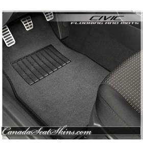 2001 - 2005 Honda Civic Replacement Carpet